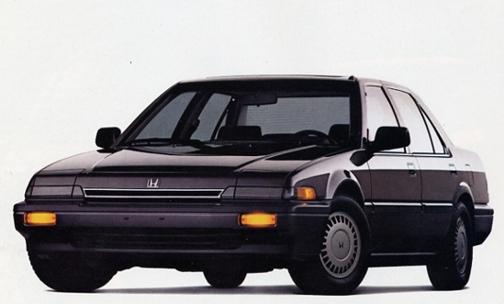 Honda Accord tahun 1987