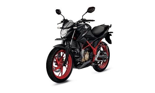 Honda CB150R Raptor Black