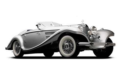 Mercedez-Benz 540 K Special Roadstar 1937