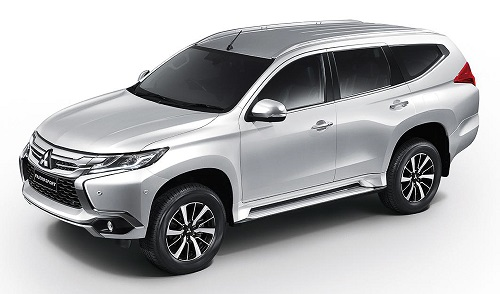 Mitsubishi All-New Pajero Sport