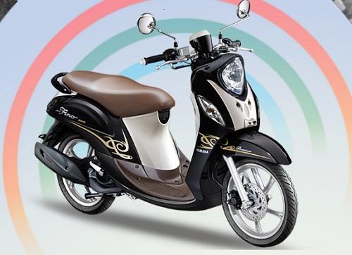 Motor Matic Yamaha Terbaru