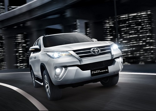 Review All New Fortuner