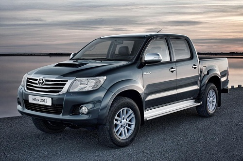 Review Toyota Hilux