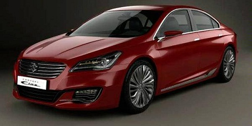 Image result for spesifikasi  All New Suzuki Ciaz