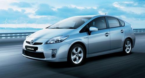 Spesifikasi Dan Harga Toyota Prius