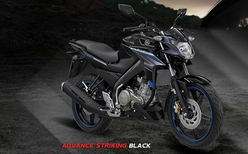 Yamaha New V-ixion Advance