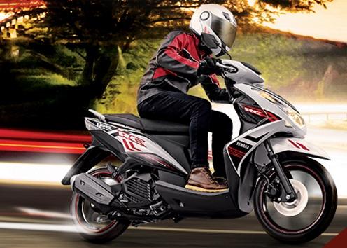 Yamaha Xeon 125 RC