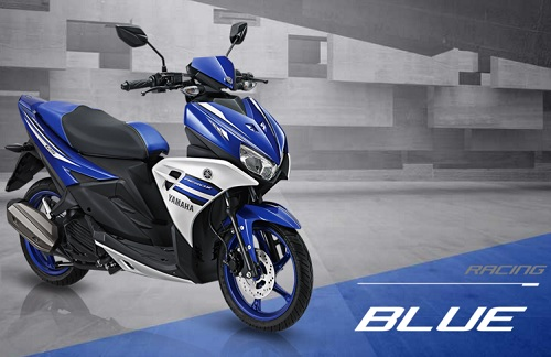 5 Motor Yamaha Matic 125cc Terbaik
