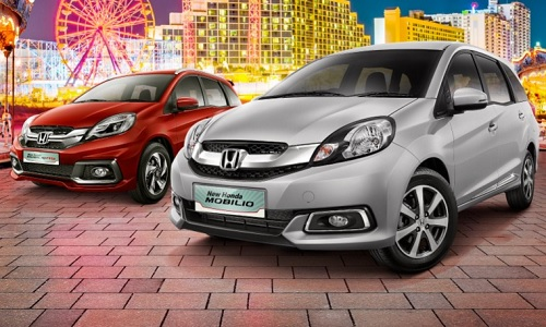 All New Honda Mobilio