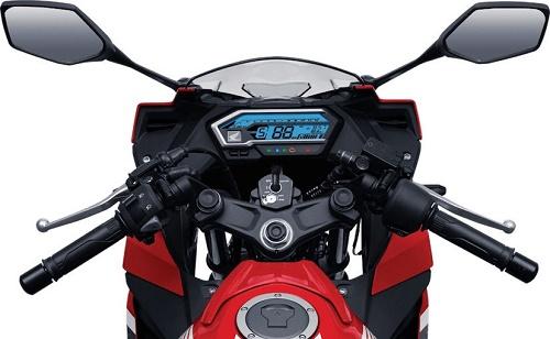 Fitur Motor All New Honda CBR 150R