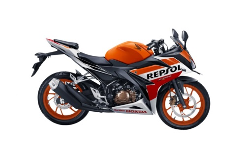 Harga All New Honda CBR 150R