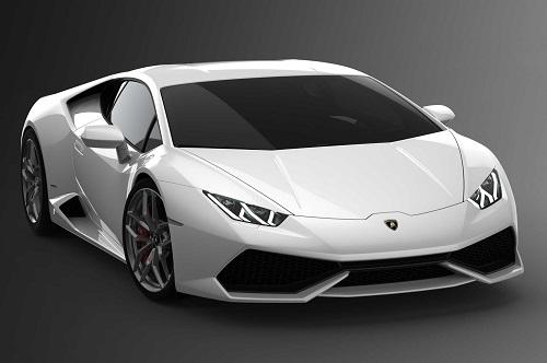 Harga Lamborghini Huracan