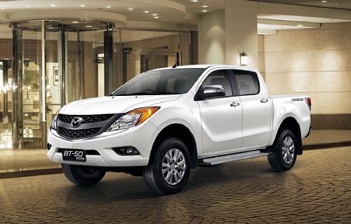 Harga Mazda BT 50 Pro