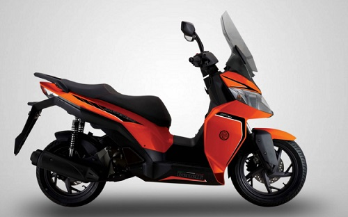 "Harga Motor Benelli ""Scooter"""
