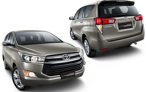 Harga Toyota All New Kijang Innova