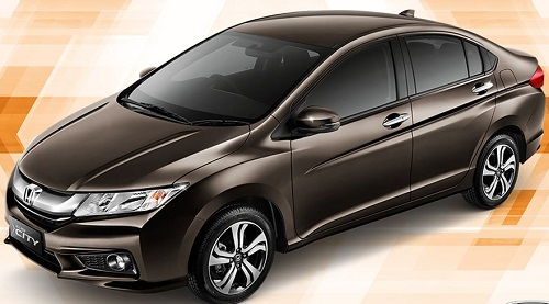 Honda All New City