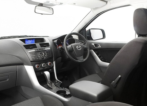 Review Mazda BT 50 Pro