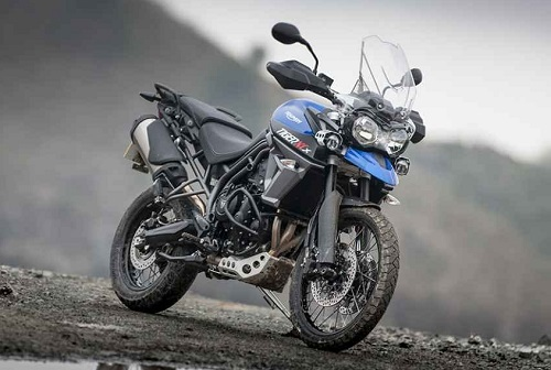 Review Spesifikasi Triumph Tiger 800 XCX