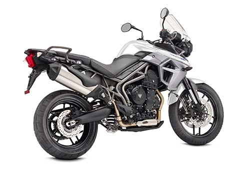 Review Spesifikasi Triumph Tiger 800 XR