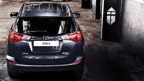 Review Toyota Rav4