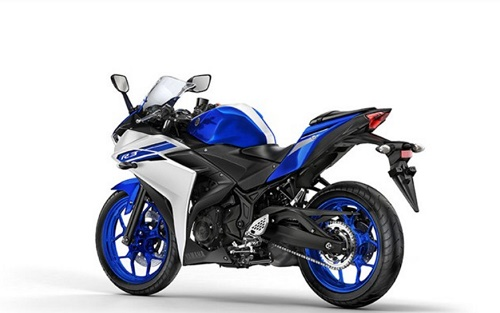 Review Yamaha R3