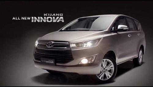 Spesifikasi Dan Harga Toyota All New Kijang Innova