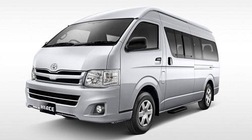 Spesifikasi Dan Harga Toyota Hiace