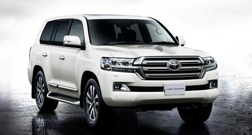 Harga Toyota Land Cruiser Semarang