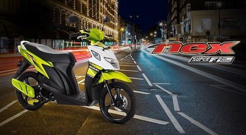Suzuki Nex Super FI