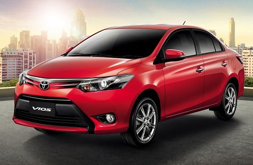 Toyota The All New Vios
