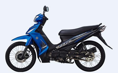 7 Motor Bebek Yamaha Terpopuler Di Indonesia Terbaru 2020
