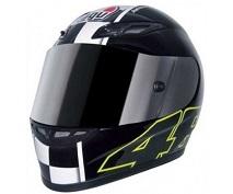 AGV K3 Celebr8 Black Helm