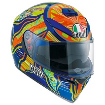 AGV K3 SV 5 Continent Helm