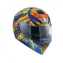 AGV K3 TOP 5 CONTINENT