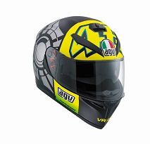 AGV k-3 K3 SV Wintertest 2012 Helm