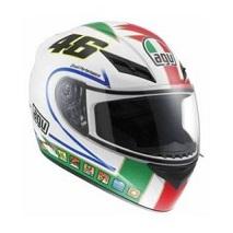 AGV k-3 SNI Top DD-Valentinos Heart Helm