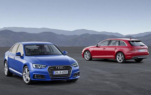 Audi A4 Sedan dan A4 Avant