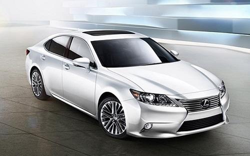 Daftar Harga Mobil Lexus Terbaru