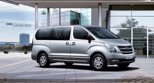 Harga Hyundai Starex