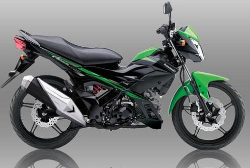 Harga Motor Bebek Kawasaki