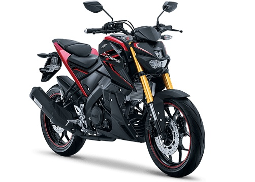 Motor Baru Yamaha Xabre
