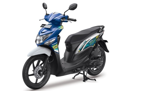 Review Honda BeAT Pop eSp