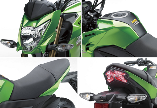 Review Kawasaki Z125