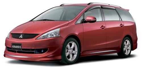 Harga Mitsubishi Grandis Dan Spesifikasi Terbaru 2021 Otomaniac