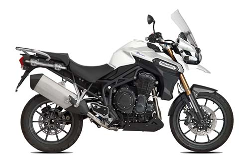 Review Triumph Tiger Explorer