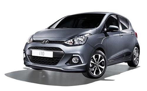 Spesifikasi Dan Harga Hyundai i10