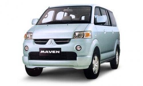 Spesifikasi Dan Harga Mitsubishi Maven