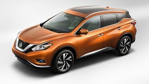 Spesifikasi Dan Harga Nissan Murano
