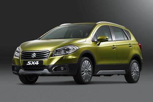 Spesifikasi Dan Harga Suzuki SX4
