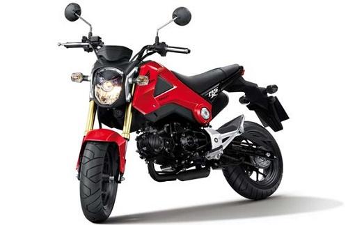 Spesifikasi dan Harga Honda MSX 125